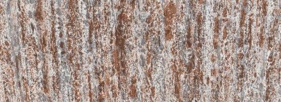 Pre-Painted Metal In The Color Of Reclaimed Metal Rust®