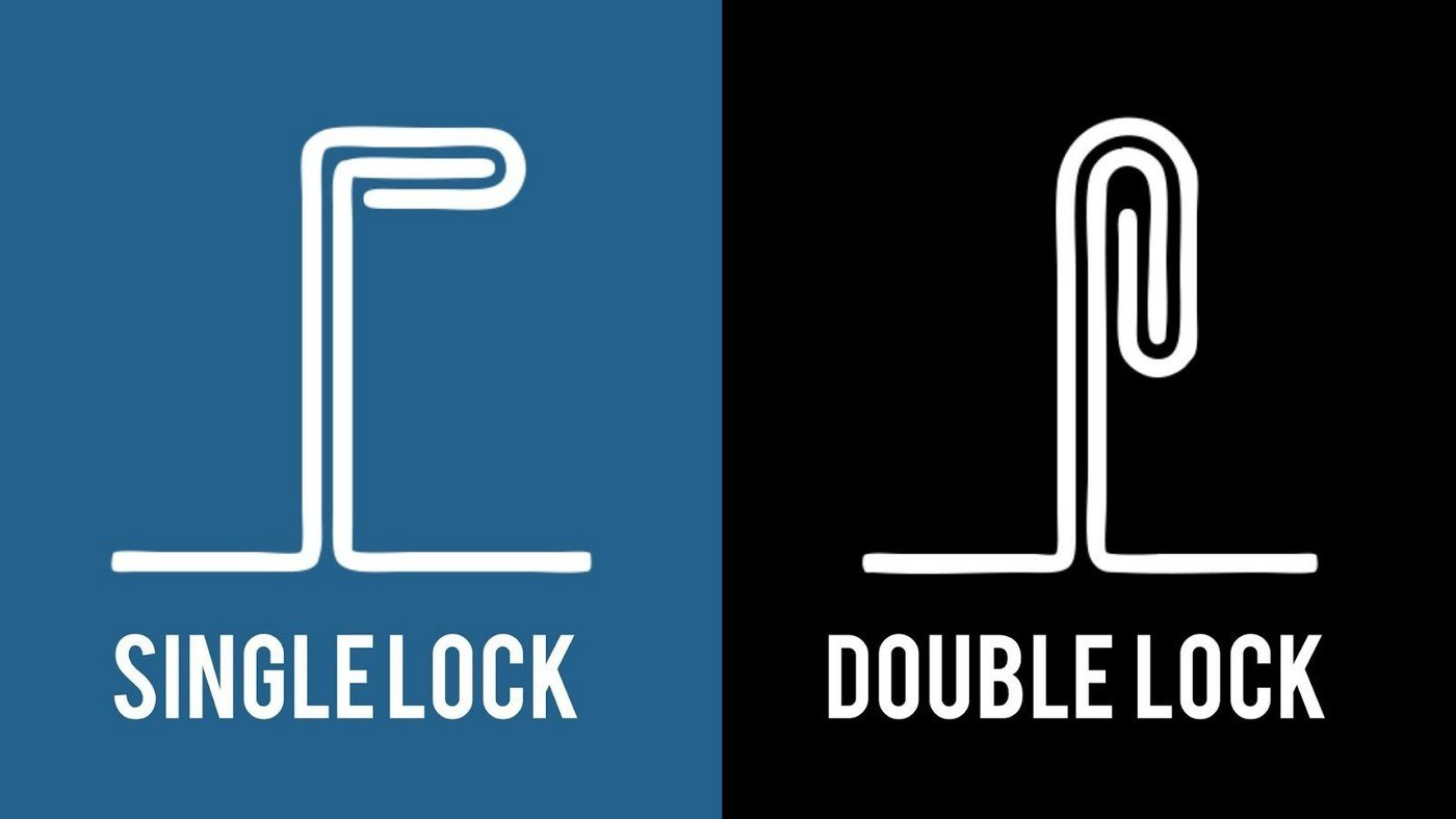 Standing Seam Single Lock vs. Double Lock