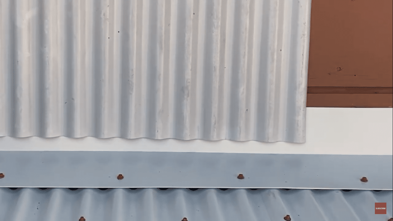 How To Install Endwall Flashing For A Metal Roof. Step By Step Guide