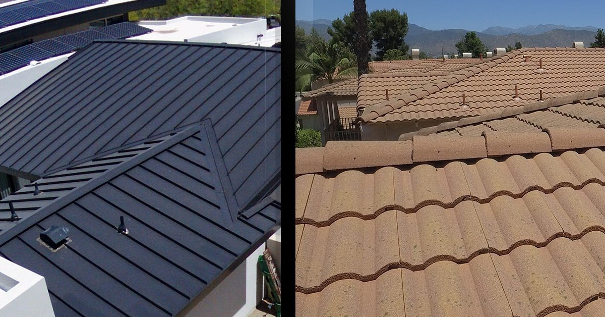Metal Roof v. Clay Tile: Which Roofing Material Is Best For Me?