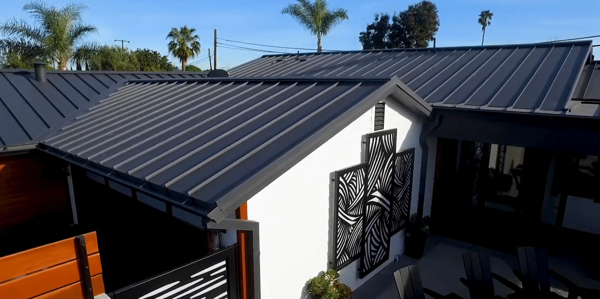 The Top 10 Benefits Of A Standing Seam Metal Roof