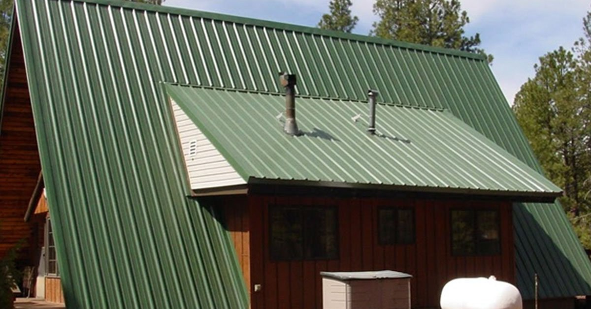 What Is R Panel Roofing Definition Alternatives Cost And Colors